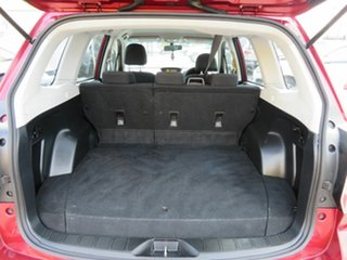 2013 Subaru Forester MY13 2.5I Red Continuous Variable Wagon