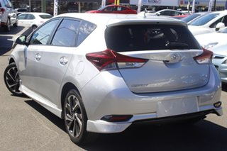 2018 Toyota Corolla Mzea12R SX Silver 10 Speed Constant Variable Hatchback.