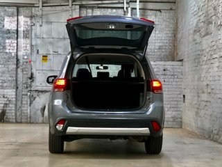 2016 Mitsubishi Outlander ZK MY16 LS 4WD Grey 6 Speed Constant Variable Wagon