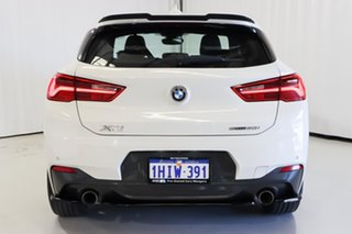 2018 BMW X2 F39 sDrive20i Coupe DCT Steptronic M Sport White 7 Speed Sports Automatic Dual Clutch