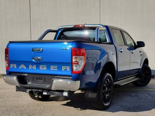 2020 Ford Ranger PX MkIII 2020.25MY XLT Blue 6 Speed Sports Automatic Double Cab Pick Up.