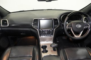 2014 Jeep Grand Cherokee WK MY2014 Overland Bright White 8 Speed Sports Automatic Wagon
