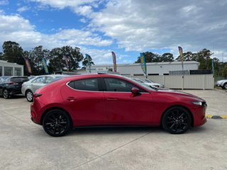 2019 Mazda 3 BP2HLA G25 SKYACTIV-Drive Astina Soul Red Crytsal 6 Speed Sports Automatic Hatchback.
