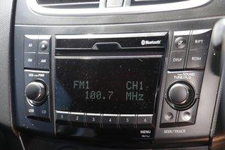 2014 Suzuki Swift FZ MY14 GL Blue 5 Speed Manual Hatchback