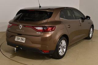 2016 Renault Megane BFB Zen EDC Brown 7 Speed Sports Automatic Dual Clutch Hatchback