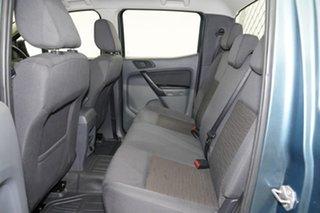 2013 Ford Ranger PX XL Hi-Rider Blue 6 Speed Manual Utility