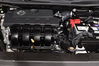 2013 Nissan Pulsar B17 TI Black 1 Speed Constant Variable Sedan