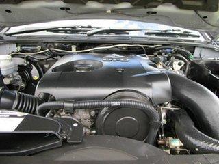 2015 Mitsubishi Triton MN MY15 GLX-R (4x4) Silver 5 Speed Automatic 4x4 Double Cab Utility