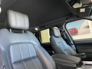 2018 Land Rover Range Rover Sport L494 19MY HSE Dynamic White 8 Speed Sports Automatic Wagon