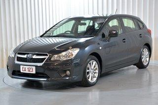 2013 Subaru Impreza G4 MY13 2.0i Lineartronic AWD Grey 6 Speed Constant Variable Hatchback.