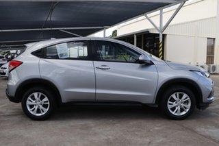 2018 Honda HR-V MY18 VTi Silver 1 Speed Constant Variable Hatchback.