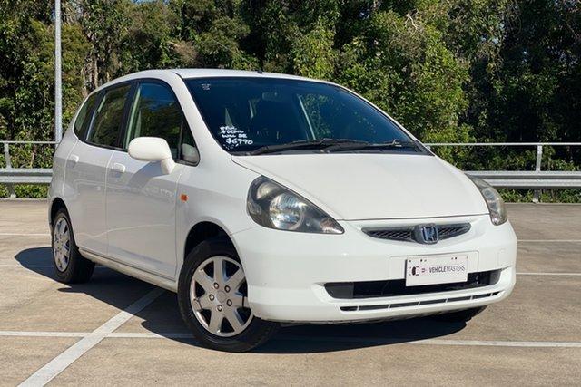 Used Honda Jazz Morayfield, 2004 Honda Jazz White 4 Speed Auto Active Select Hatchback