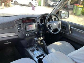 2009 Mitsubishi Pajero NT MY09 GLS Grey 5 Speed Sports Automatic Wagon
