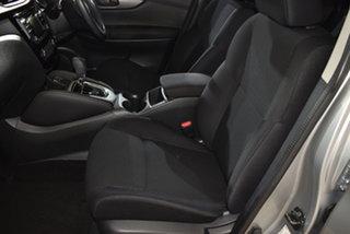 2016 Nissan Qashqai J11 ST Silver 1 Speed Constant Variable Wagon