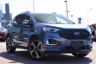 2019 Ford Endura CA 2019MY ST-Line Blue 8 Speed Sports Automatic Wagon.