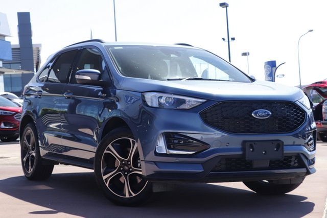 Used Ford Endura CA 2019MY ST-Line Toowoomba, 2019 Ford Endura CA 2019MY ST-Line Blue 8 Speed Sports Automatic Wagon