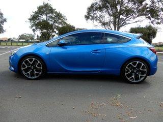 2015 Holden Astra PJ MY15.5 VXR Blue 6 Speed Manual Hatchback