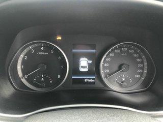 2017 Hyundai i30 PD MY18 SR D-CT Blue 7 Speed Sports Automatic Dual Clutch Hatchback