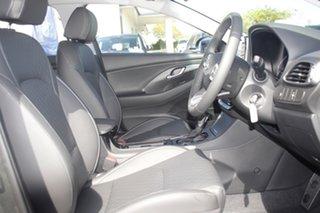 2021 Hyundai i30 PD.V4 MY22 Active Amazon Gray 6 Speed Sports Automatic Hatchback