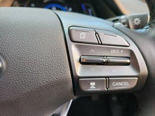 2019 Hyundai Ioniq AE.3 MY20 electric Elite Blue 1 Speed Reduction Gear Fastback