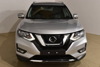 2017 Nissan X-Trail T32 ST-L X-tronic 2WD Silver 7 Speed Constant Variable Wagon.