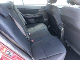 2014 Subaru Impreza G4 MY14 2.0i AWD Burgundy 6 Speed Manual Hatchback