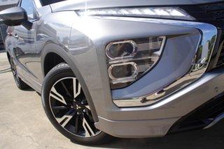 2021 Mitsubishi Eclipse Cross YB MY22 XLS Plus 2WD Titanium 8 Speed Constant Variable Wagon.
