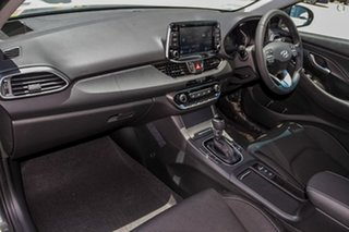 2021 Hyundai i30 PD.V4 MY21 Black 6 Speed Sports Automatic Hatchback