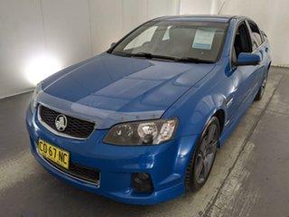 2013 Holden Commodore VE II MY12.5 SV6 Z Series Blue 6 Speed Manual Sedan.
