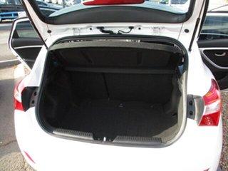 2015 Hyundai i30 White 4 Speed Automatic Hatchback