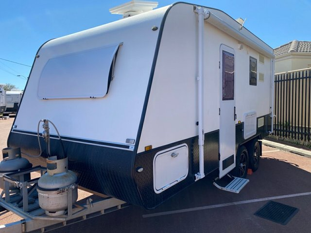 Used Eagle St James, 2016 PMX Eagle Caravan