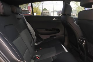 2021 Kia Sportage QL MY21 GT-Line AWD Black Cherry 6 Speed Sports Automatic Wagon