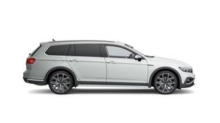 2021 Volkswagen Passat B8 162 TSI Premium Pure White 7 Speed Semi Auto SUV