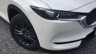 2021 Mazda CX-8 KG2WLA Touring SKYACTIV-Drive FWD 6 Speed Sports Automatic Wagon.