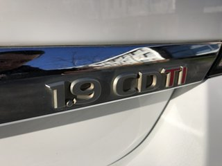 2008 Holden Astra AH MY08 CDTi White 6 Speed Manual Hatchback