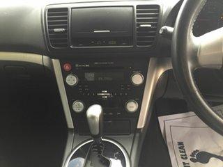 2008 Subaru Liberty MY09 2.5I Silver 4 Speed Auto Elec Sportshift Sedan