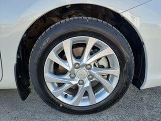2017 Toyota Corolla ZWE186R Hybrid E-CVT 1 Speed Constant Variable Hatchback Hybrid