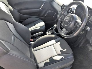 2011 Audi A1 8X MY11 Ambition S Tronic Silver 7 Speed Sports Automatic Dual Clutch Hatchback