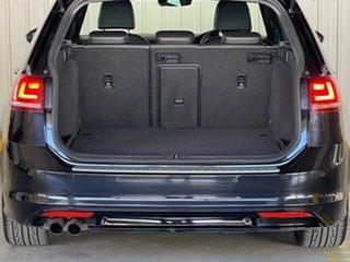 2017 Volkswagen Golf VII MY17 110TSI DSG Highline Black 7 Speed Sports Automatic Dual Clutch Wagon