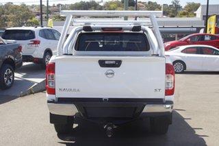 2016 Nissan Navara D23 ST White 7 Speed Sports Automatic Utility
