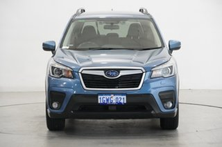 2019 Subaru Forester S5 MY19 2.5i CVT AWD Blue 7 Speed Constant Variable Wagon.