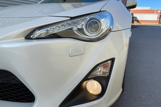 2013 Toyota 86 ZN6 GTS White 6 Speed Manual Coupe