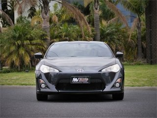2012 Toyota 86 ZN6 GT Grey 6 Speed Manual Coupe.