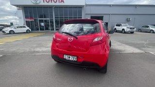2014 Mazda 2 DE10Y2 MY14 Maxx Sport Red 5 Speed Manual Hatchback.