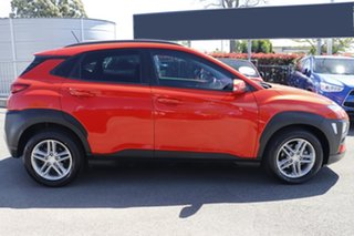 2017 Hyundai Kona OS MY18 Active 2WD Orange 6 Speed Sports Automatic Wagon.