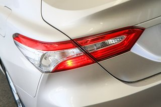 2018 Toyota Camry AXVH71R Ascent (Hybrid) Steel Blonde Continuous Variable Sedan