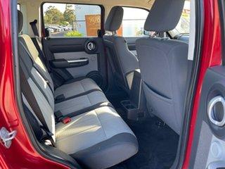 2007 Dodge Nitro KA SXT Red 4 Speed Automatic Wagon