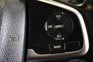 2017 Honda Civic 10th Gen MY16 RS Grey 1 Speed Constant Variable Sedan