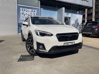 2018 Subaru XV MY18 2.0I-S White Continuous Variable Wagon.