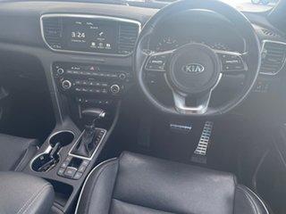 2018 Kia Sportage QL MY19 GT-Line AWD Black 6 Speed Sports Automatic Wagon